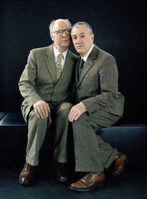 Gilbert & George ne seront plus obligés de cacher leur amour